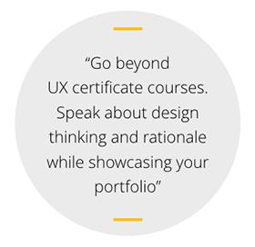 UX Certificate Cources Design Portfolio