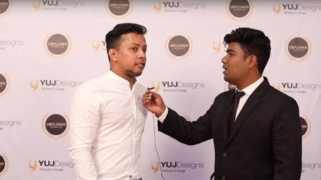 Silver Winner of UXplorer Awards 2018