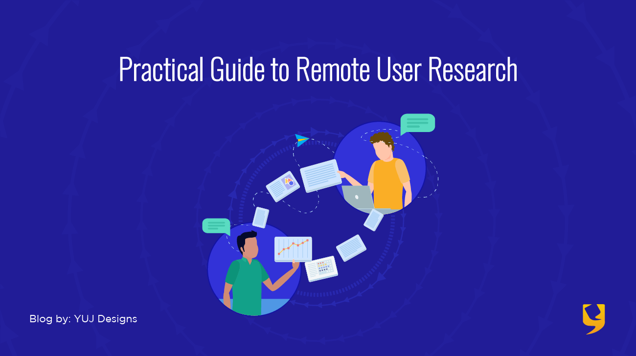 Remote User Research Blog Banner Image