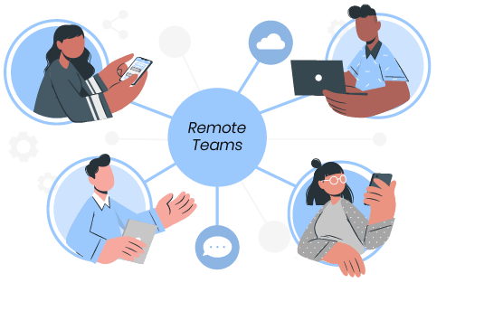 Micro-managing remote UX teams